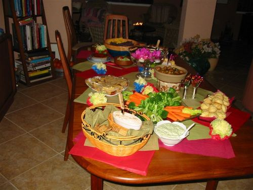 Partybuffet 2