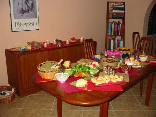 Partybuffet