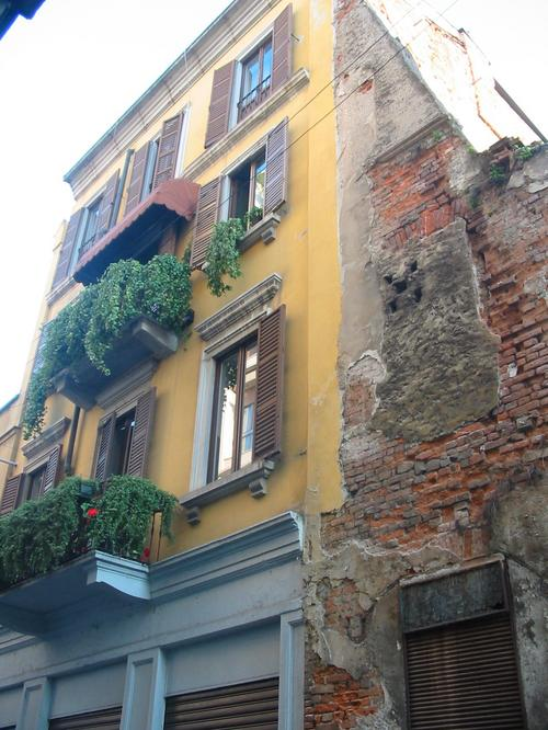 House in Milan